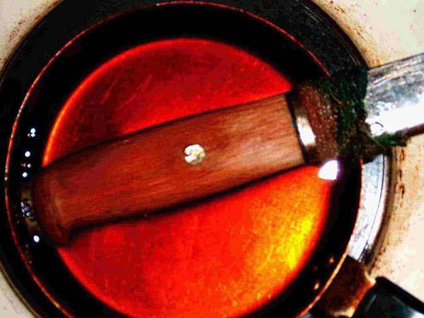 162Как пропитать дерево льняным маслом и воском
