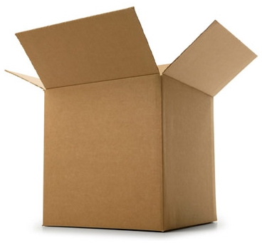 Подарочная коробка из картона своими руками